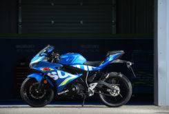 Suzuki GSX R125 2017 prueba 041