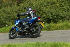 Suzuki GSX S125 2017 prueba mbk 005