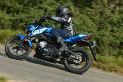 Suzuki GSX S125 2017 prueba mbk 009