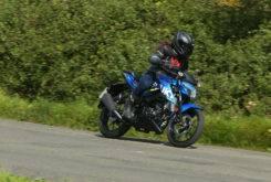 Suzuki GSX S125 2017 prueba mbk 017