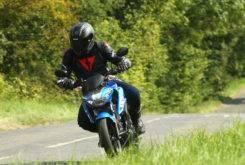 Suzuki GSX S125 2017 prueba mbk 018