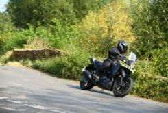Suzuki V Strom 250 2017 prueba motorbike 121