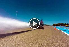 Trike dragster agua play