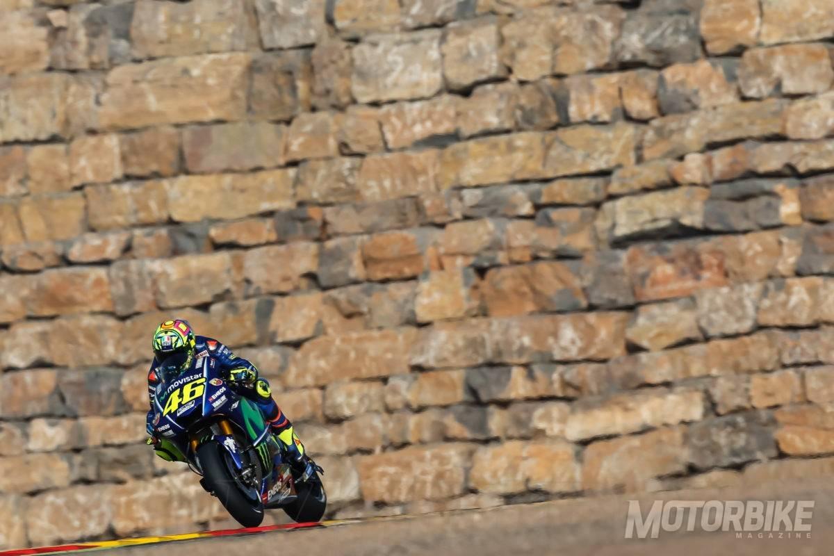 Valentino Rossi GP Aragon MotoGP 2017