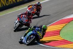 Valentino Rossi GP Aragon MotoGP 2017 carrera