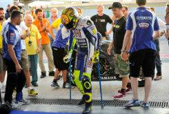 Valentino Rossi Test Misano Yamaha R6 03MBK