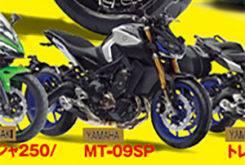 Yamaha MT09 SP 2018