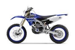 Yamaha WR250F 2018 16