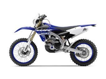 Yamaha WR450F 2018 24
