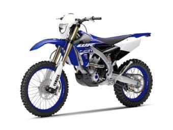 Yamaha WR450F 2018 26
