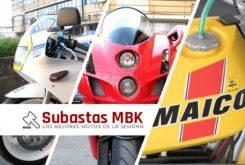 subastas de motos 18 mbk