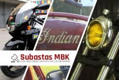 subastas de motos mbk 17