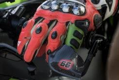 sykes guante motorbike magazine