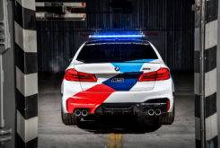 BMW M5 Safety Car MotoGP 2018 04