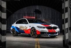 BMW M5 Safety Car MotoGP 2018 09