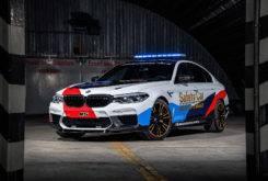 BMW M5 Safety Car MotoGP 2018 12