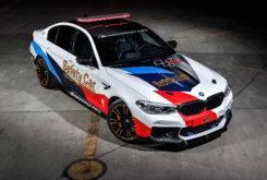 BMW M5 Safety Car MotoGP 2018 17