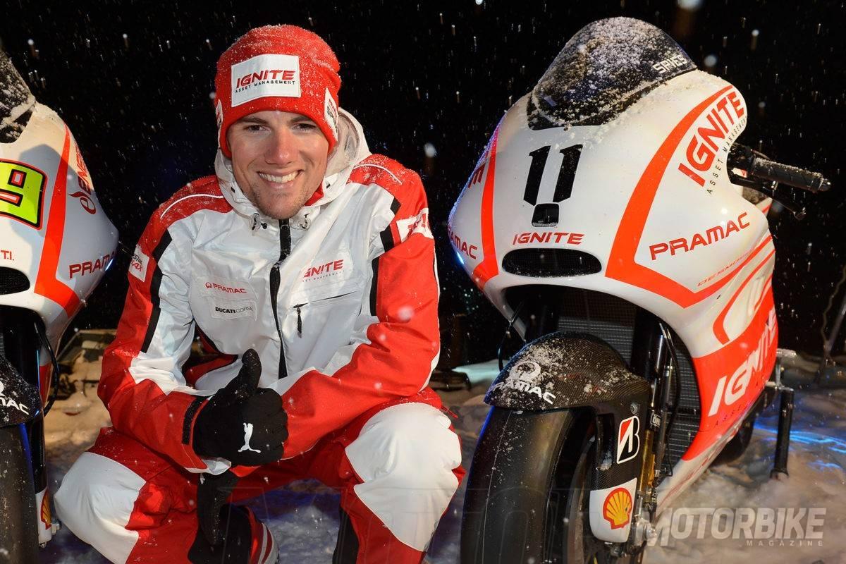 Ben Spies_Ducati 2013
