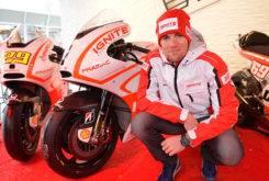 Ben Spies Ducati