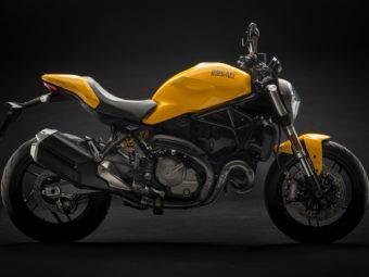Ducati Monster 821 2018 87