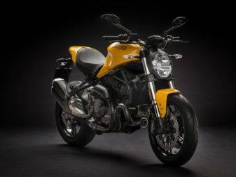 Ducati Monster 821 2018 88
