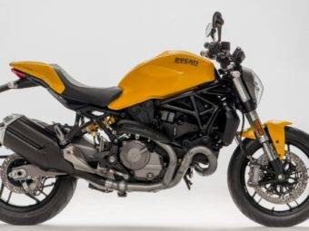 Ducati Monster 821 20181