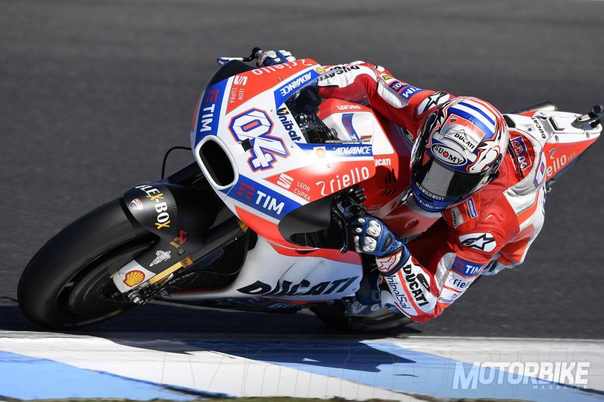 Ducati MotoGP Australia 2017 - 7