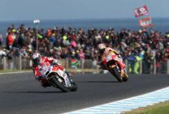 Ducati MotoGP Carrera GP Australia 201731