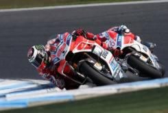 Ducati MotoGP Carrera GP Australia 201743