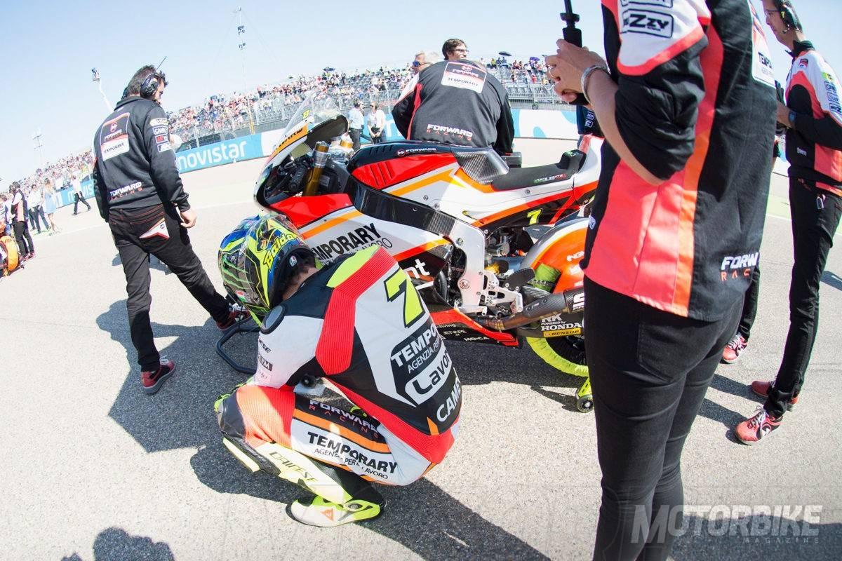 Forward Racing-Moto2 2017