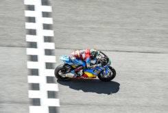 Franco Morbidelli combinaciones titulo Moto2 2017 Sepang