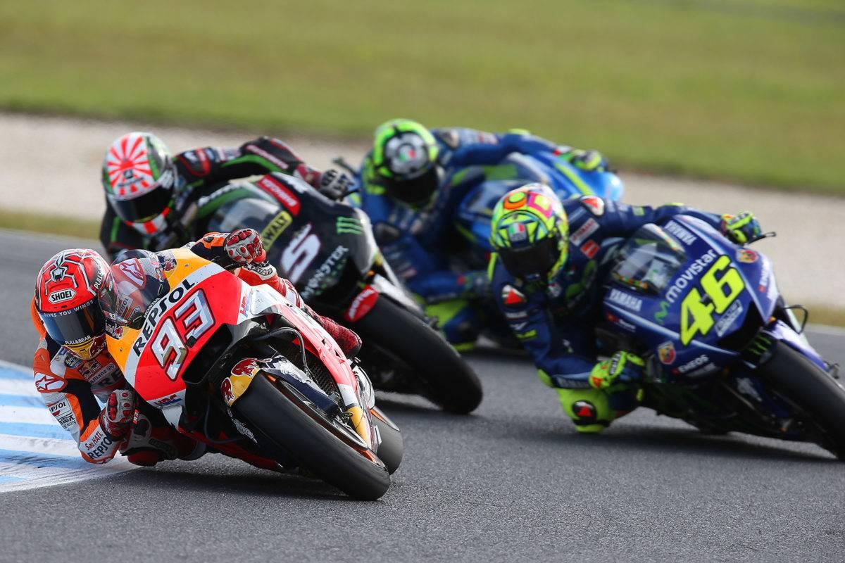 HOnda MotoGP Australia 2017 Carrera - 8