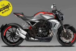 Honda CB1000R Young Machine 01