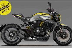 Honda CB1000R Young Machine 02