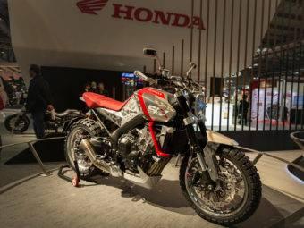 Honda CBSix50 Concept 1