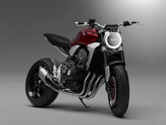 Honda Neo Sports Cafe CB1000R 03