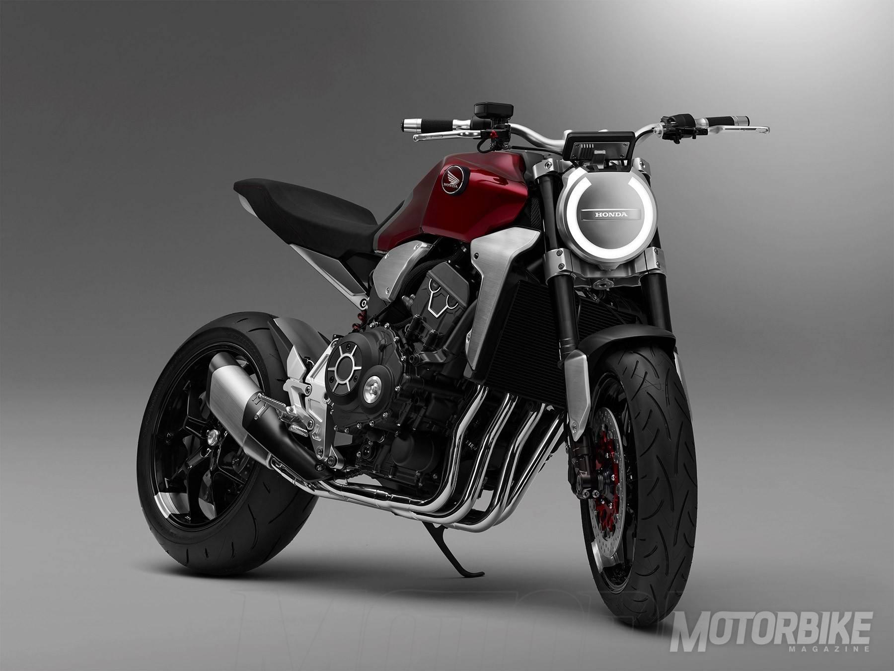 Honda 2018 en el sal n de la moto de tokio 2017 for Salon de la moto 2018