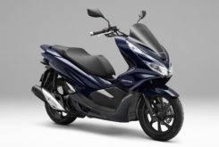 Honda PCX Hybrid 2018 01