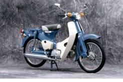Honda Super Cub C100 1966