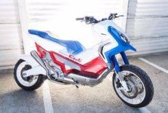 Honda X ADV Cub EZ90 09