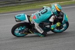 Joan Mir pole GP Malasia Moto3 2017