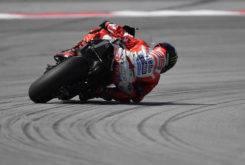 Jorge Lorenzo GP Malasia MotoGP 20178