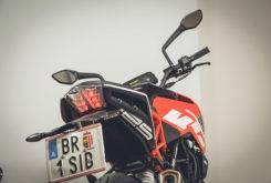 KTM 125 Duke 2017 checklist 13