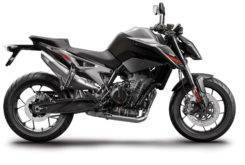 KTM 790 Duke 2018 Color negro 2