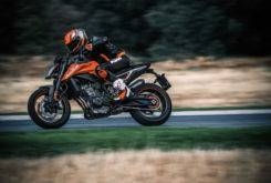 KTM 790 Duke 2018 Fotos accion 1
