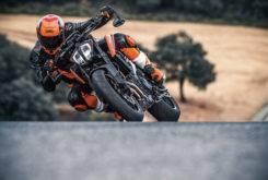 KTM 790 Duke 2018 Fotos accion 7