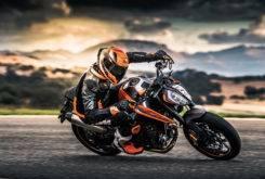 KTM 790 Duke 2018 Fotos accion 8