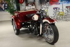 MBKHarley Davidson Servi Car 1949 subasta 08