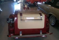 MBKHarley Davidson Servi Car 1949 subasta 23