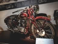 MBKVisita Fabrica Triumph museo 6718